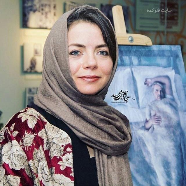 عکس جدید مهتاب نصیرپور بازیگر زن + بیوگرافی و زندگی شخصی