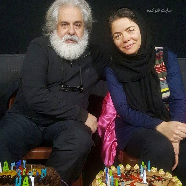 عکس مهتاب نصیرپور و همسرش محمد رحمانیان + بیوگرافی کامل