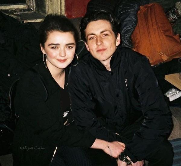 میسی ویلیامز و همسرش اولی جکسون + بیوگرافی کامل