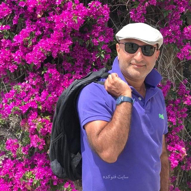 عکس و بیوگرافی منصور ضابطیان