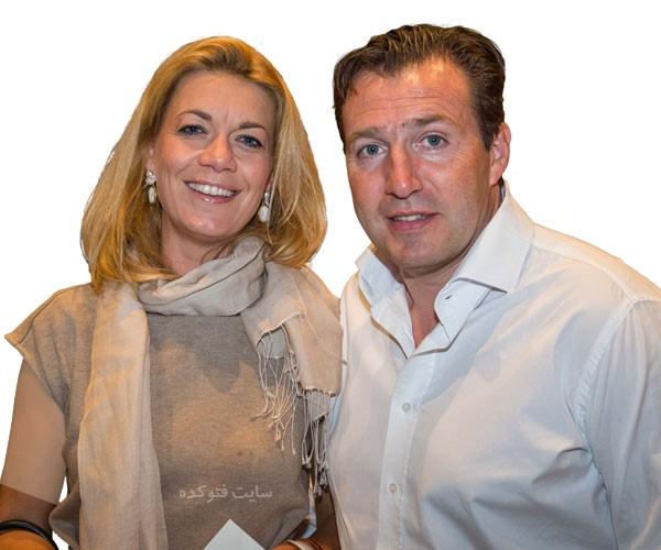 بیوگرافی مارک ویلموتس و همسرش