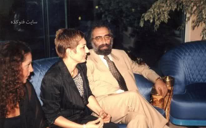 عکس مسعود کیمیایی و همسرش گوگوش + علت طلاق