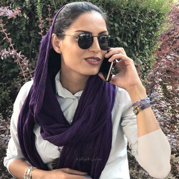 مهرنوش مقیمی بازیگر زن کیست + عکس و بیوگرافی