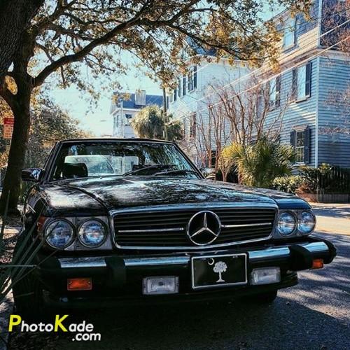 Mercedes-Benz 560SL R107 Roadster