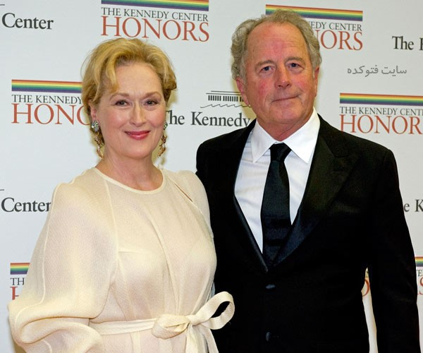 مریل استریپ و همسرش دان گامر
