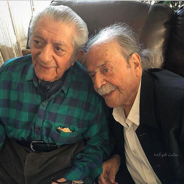محمدعلی کشاورز و عزت الله انتظامی + بیوگرافی