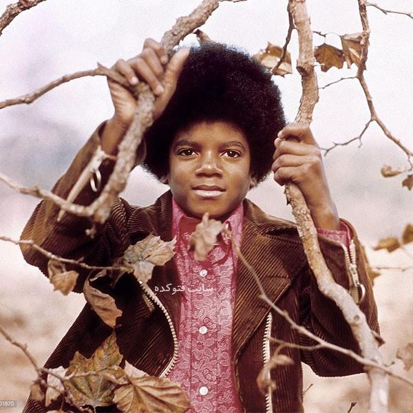 مایکل جکسون در کودکی + بیوگرافی کامل