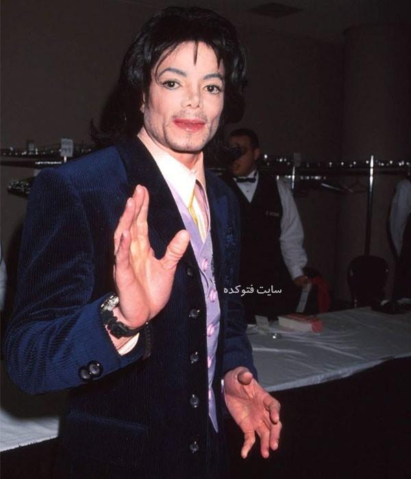 مایکل جکسون مشهور تاریخ موسیقی جهان کیست