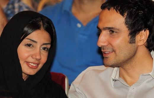 عکس محمدرضا فروتن و همسرشسحر ابراهیمی ثابت + بیوگرافی کامل