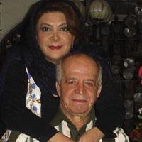 بیوگرافی محسن قاضی مرادی و همسرش مهوش وقاری + بیماری
