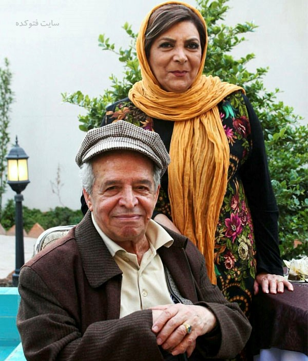 محسن قاضی مرادی و همسرش مهوش وقاری + بیوگرافیی