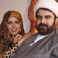 نعیمه اشراقی و همسرش + زندگی شخصی و جنجالی