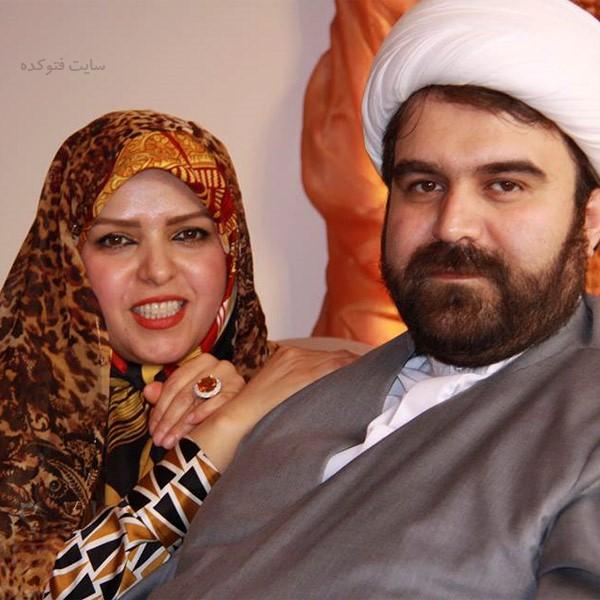 همسر نعیمه اشراقی کیست + بیوگرافی کامل
