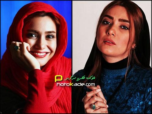 عکس نوشین طافی خواننده زن ایرانی