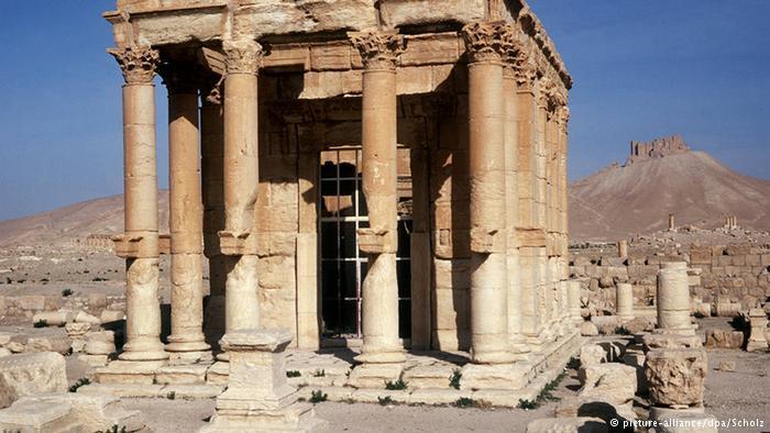 عکس بناهای شهر باستانی پالمیرا,آثار تاریخی شهر پالمیرا در سوریه,شهر تاریخی و زیبای پالمیرا,عکس های شهر باستانی و قشنگ پالمیرای در سوریه,تاریخ شهر پالمیرا