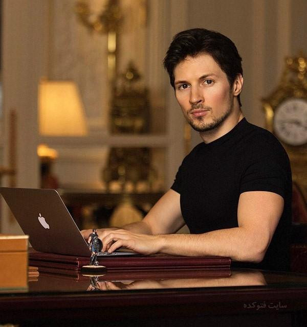 بیوگرافیپاول دورف مالک تلگرام + زندگی شخصی