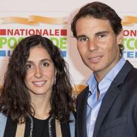 رافائل نادال و همسرش + زندگی شخصی ورزشی