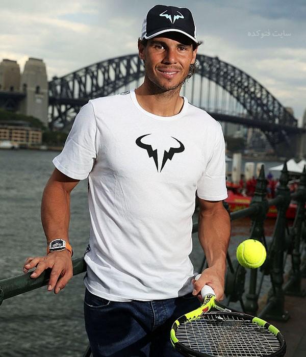 بیوگرافی رافائل نادال قهرمان تنیس + زندگی شخصی