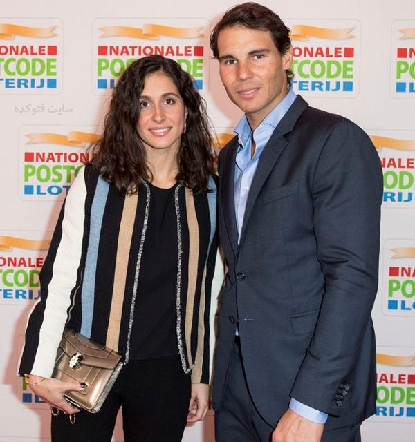 همسر رافائل نادال کیست + بیوگرافی کامل