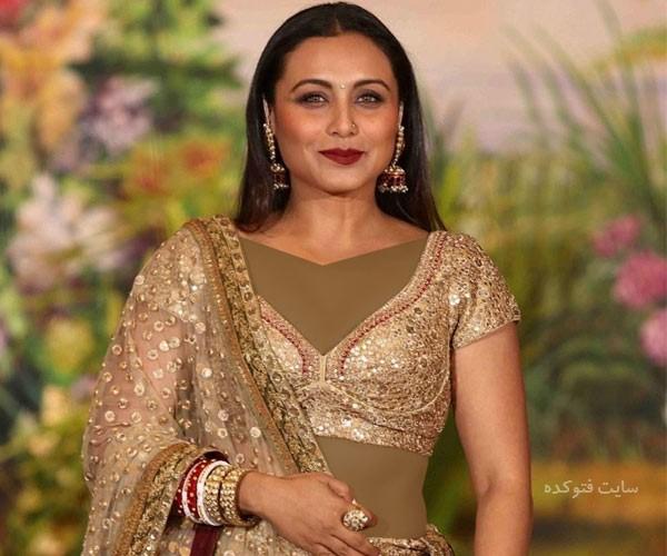 بیوگرافی رانی موکرجی بازیگر هندی