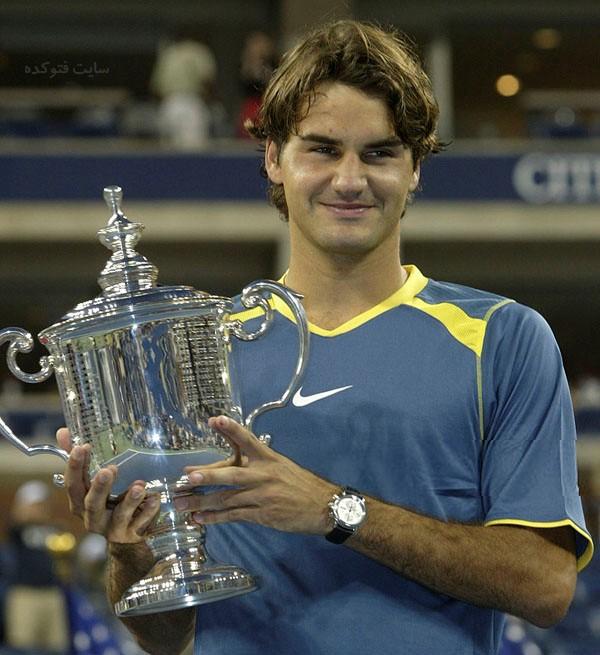 راجر فدرر قهرمان تنیس کیست + زندگینامه شخصی