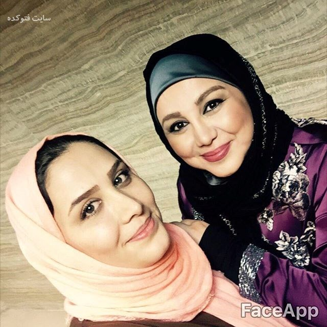 عکس خاله سارا و بهنوش بختیاری + بیوگرافی