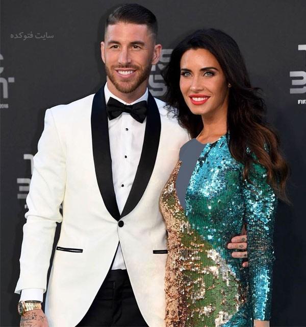 همسر سرخیو راموس + زندگینامه شخصی فوتبالی
