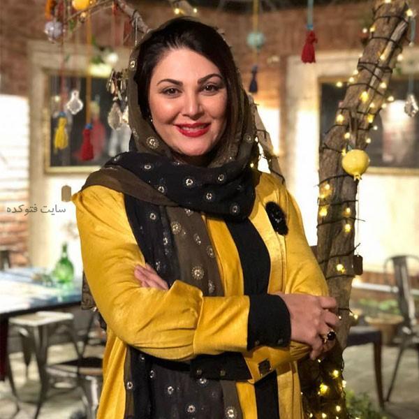لاله اسکندری در بازیگران سریال خانواده دکتر ماهان