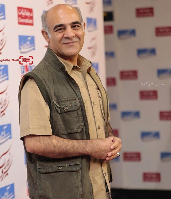 عکس و بیوگرافی سیاوش چراغی پور