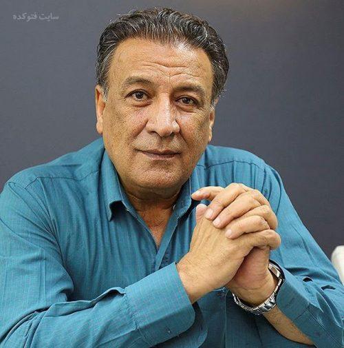 عکس عبدالرضا اکبری بازیگر سریال یحیی