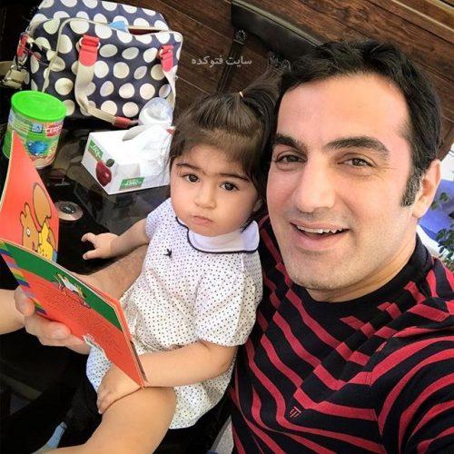 عکس کوروش سلیمانی بازیگر سریال یحیی