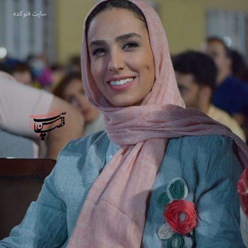 عکس سوگل طهماسبی بازیگر سریال یحیی