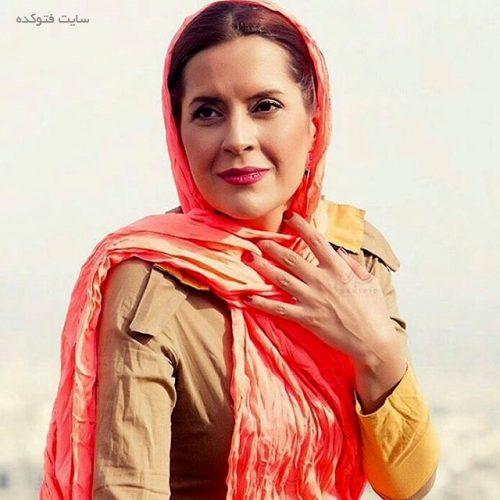 عکس نازنین فراهانی بازیگر سریال یحیی