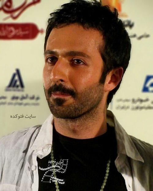عکس حسام محمودی بازیگر سریال یحیی