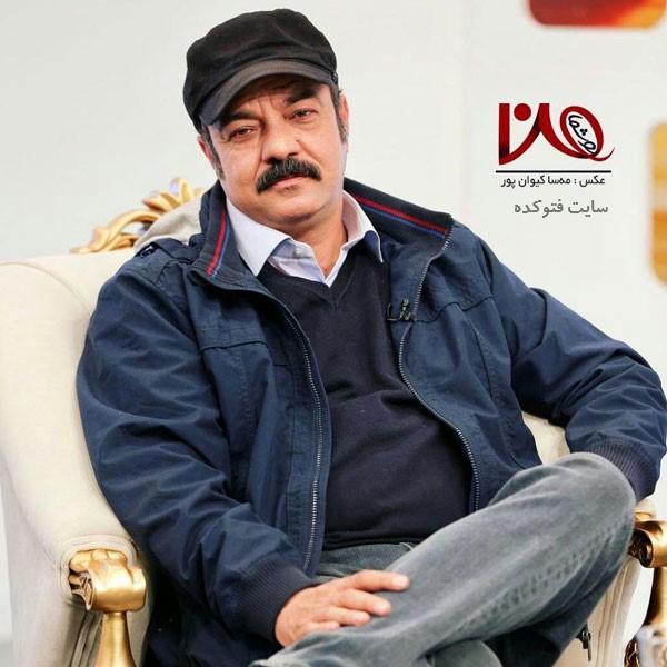 بازیگران سریال نون خ سعید آقاخانی