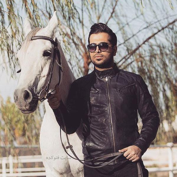 اسامی خوانندگان مجرد ایرانی فرزاد فرخ