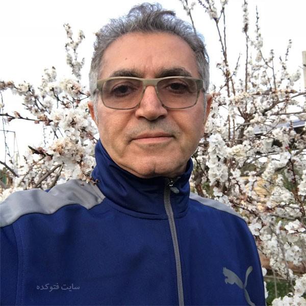 خوانندگان مجرد مرد ایرانی فریدون آسرایی