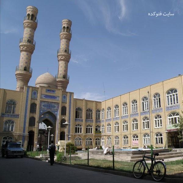 مسجد جامع تبریز از مکان های دیدنی تبریز