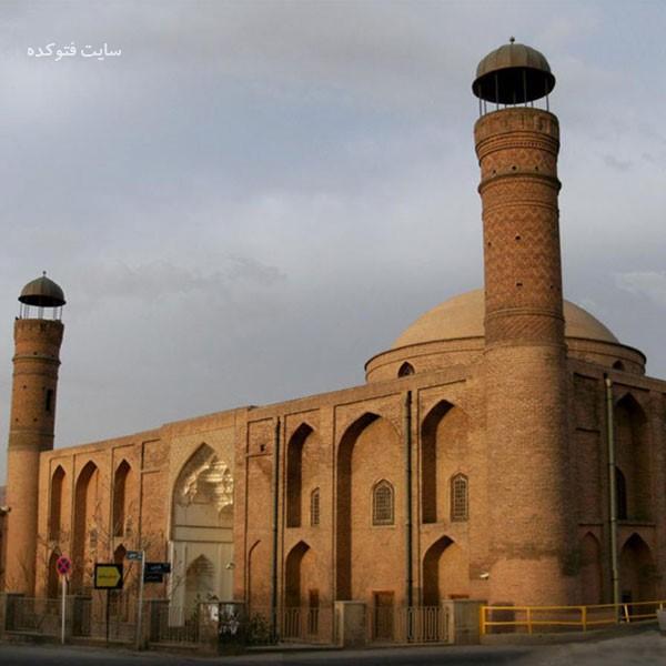 مسجد ثقه الاسلام از اماکن گردشگری تبریز