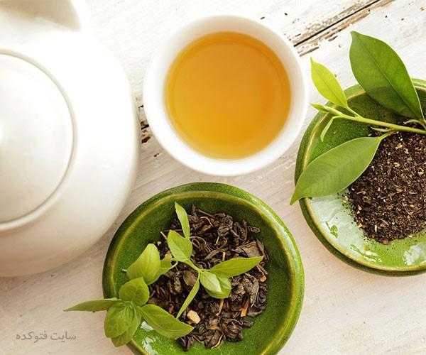 انواع چایی برای زیبایی