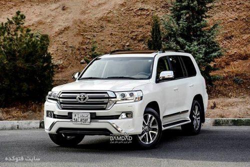 Toyota Landcruiser GXR 2016