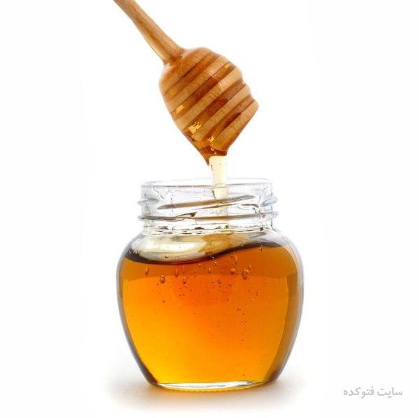 درمان ورم لب با عسل