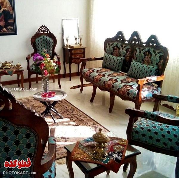 عکس های مدل چیدمان منزل ایرانی
