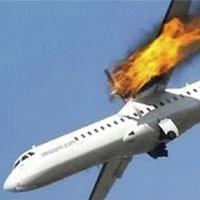 علت سقوط هواپیمای مسافربری تهران یاسوج + عکس