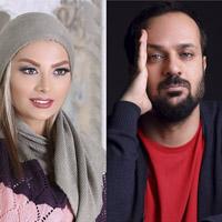ازدواج احمد مهرانفر و مونا فائزپور + عکس های دونفره