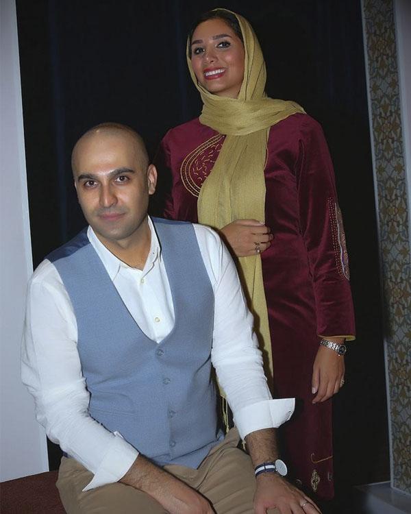 همسر نیما رئیسی
