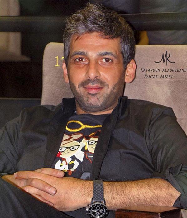 بیوگرافی حمید گودرزی بازیگر + زندگی شخصی