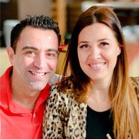 بیوگرافی ژاوی بازیکن فوتبال و همسرش + زندگی شخصی