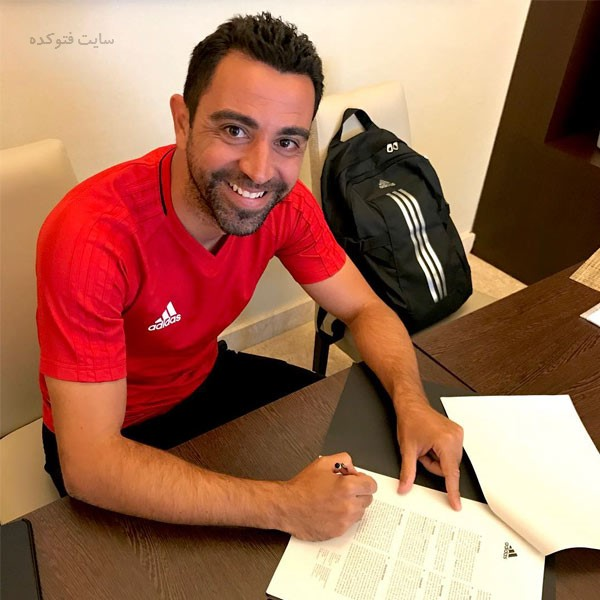 بیوگرافی ژاوی هرناندز فوتبالیست السد قطر