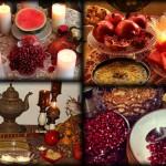 تزیین شب یلدا 1393